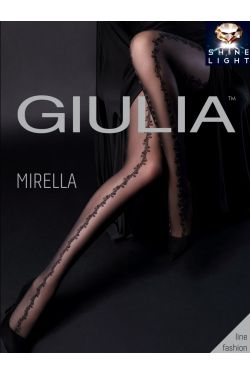 MIRELLA 20 model 1 Колготки (с золотым люрексом) - Giulia