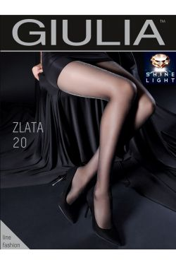 ZLATA 20 model 1 Колготки (с золотым люрексом) - Giulia