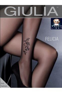 FELICIA 20 model 3 Колготки (с золотым люрексом) - Giulia