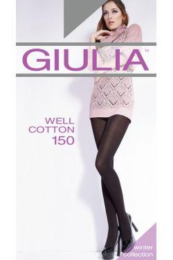 WELL COTTON 150 Колготки - Giulia
