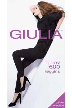 TERRY 600 Леггинсы (махра) - Giulia