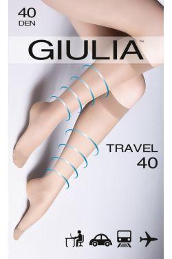 TRAVEL 40 капроновые гольфы - Giulia