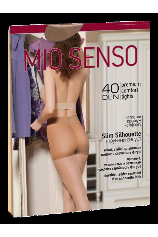 Slim Silhouette ave. 40 den Колготки - Mio Senso