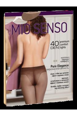 Pure Elegance 40 den Колготки - Mio Senso
