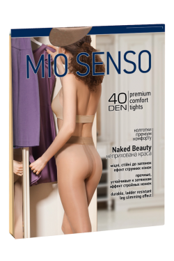 Naked Beauty 40 den Колготки - Mio Senso