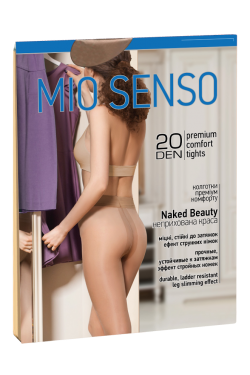 Naked Beauty 20 den Колготки - Mio Senso