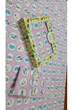 Постельное белье бязь, Зоолэнд - Комфорт-текстиль