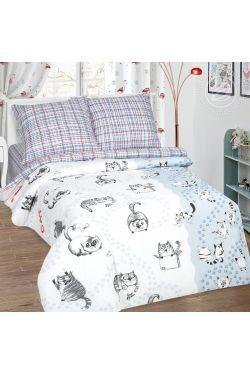 Постільна білизна поплін, Мейсон - Комфорт-текстиль