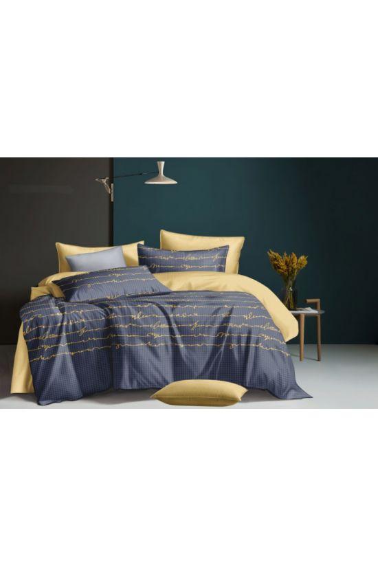 Постельное белье ранфорс Послание - Комфорт-текстиль