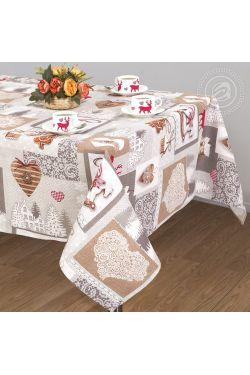 Лапландія Скатертина - Комфорт-текстиль