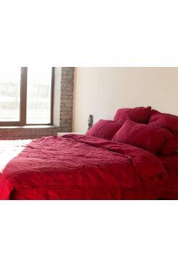 Постельное белье Бордо №511, лен - Комфорт-текстиль